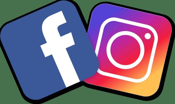 Instagram et Facebook - nos réseaux sociaux