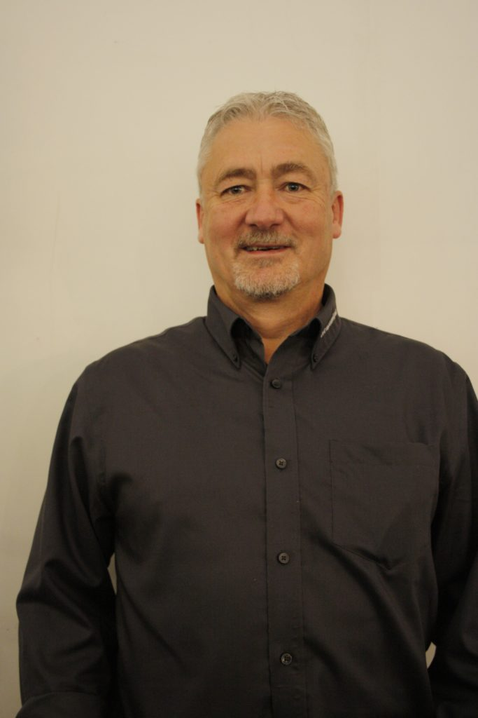 Jean-Marie Torche - Directeur du secteur manutention