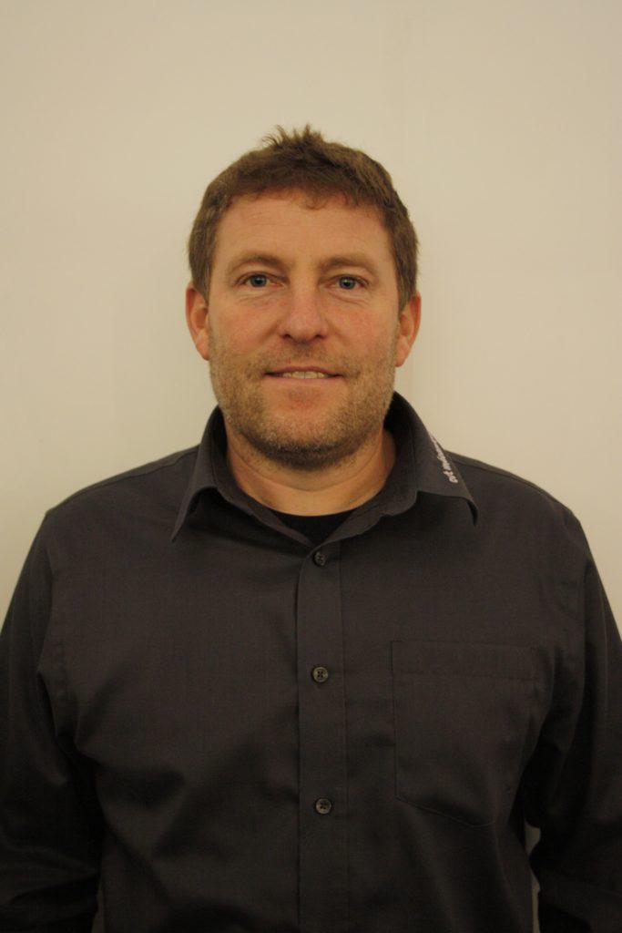 Patrick Chevalley - Directeur du secteur agricole