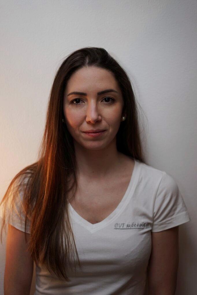 Tiffanie Torche - Secrétaire comptable