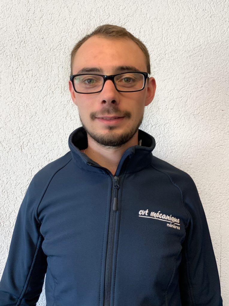 Louis Gachet - Employé du secteur agricole