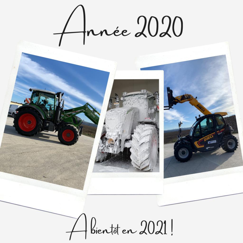 Fêtes de fin d'année 2020