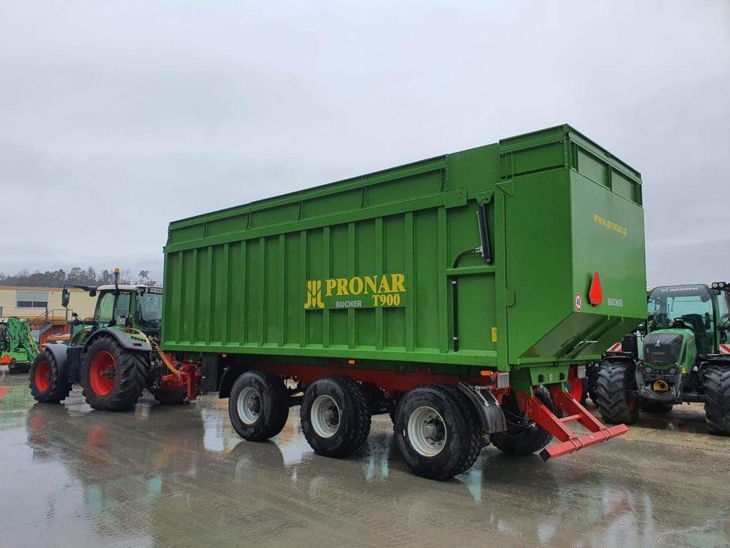 Dernières livraisons - Pronar T900
