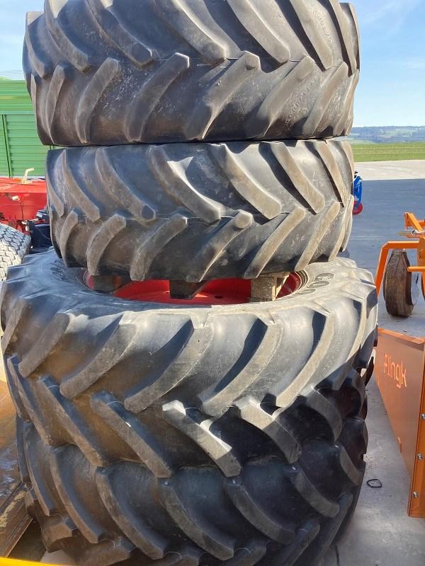 Roues tracteur Claas Axion